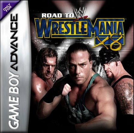 WWF - Road to Wrestlemania (GBA) -- via Amazon Partnerprogramm