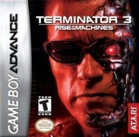 Terminator 3 - Rise of the Machines (GBA)