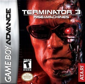 Terminator 3 - Rise of the Machines (GBA)