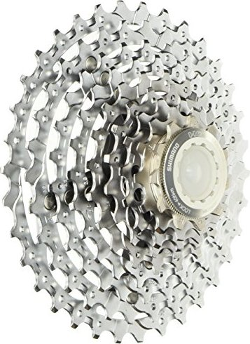 Shimano Deore XT 2008 cassette (CS-M770) -- via Amazon Partnerprogramm