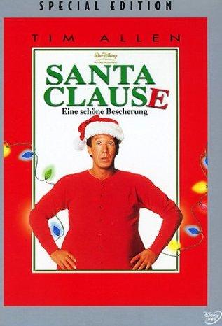Santa Claus - Eine schöne Bescherung (Special Editions) -- via Amazon Partnerprogramm