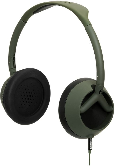Nixon Trooper 3-Button Mic matte surplus