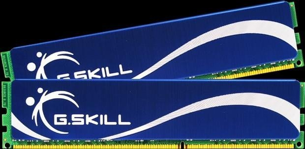 G.Skill DIMM Kit  4GB, DDR2-1000, CL5-5-5-15 (F2-8000CL5D-4GBPQ)