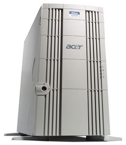 Acer Altos G510 Server (various types)