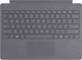 Microsoft Surface Pro Signature Type Cover, light charcoal, DE (FFP-00145)