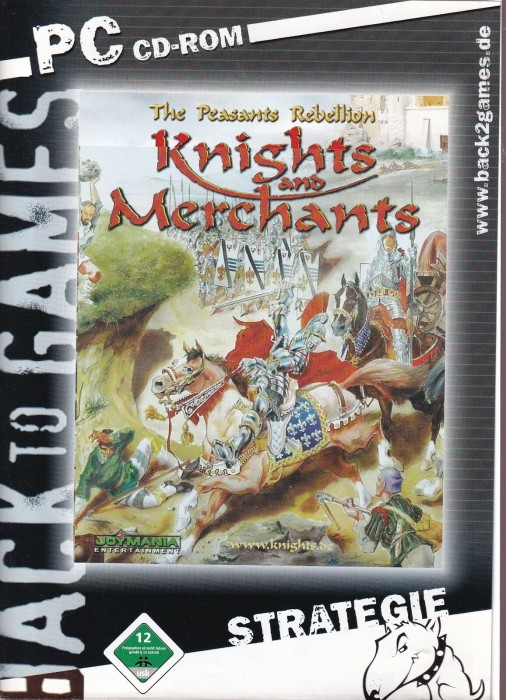Knights & Merchants: The Peasants Rebellion Gold (German) (PC) -- via Amazon Partnerprogramm