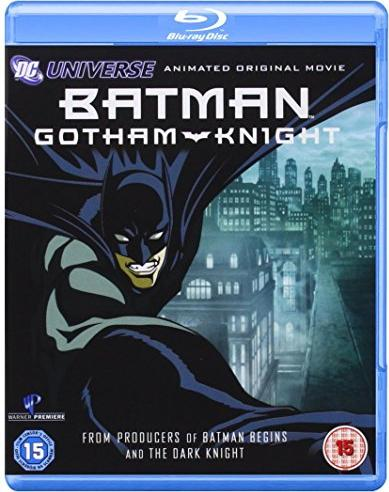 Batman - Gotham Knight (UK) -- via Amazon Partnerprogramm