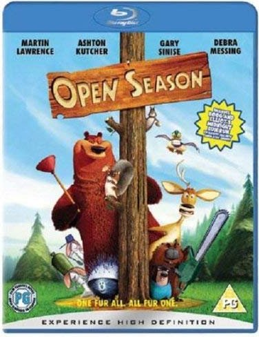 Open Season (Blu-ray) (UK) -- via Amazon Partnerprogramm