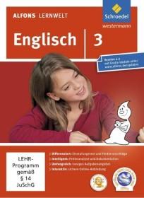 Schroedel Verlag Alfons Lernwelt - English 3 (German) (PC)