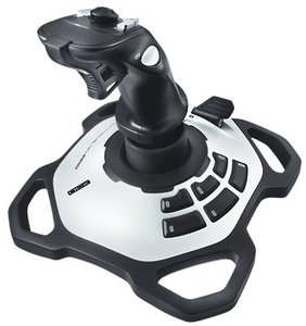 Logitech extreme 3D Pro joystick, USB (PC) (963290-0914)