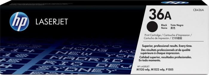 HP Toner 36A schwarz (CB436A)