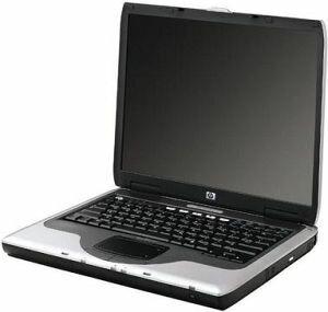 HP nx9010, Pentium 4 2.40GHz (DJ124A)