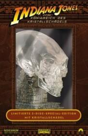 Indiana Jones IV - Das Königreich des Kristallschädels (Special Editions) (DVD)