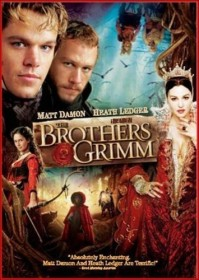 Brothers Grimm (Blu-ray) (UK)