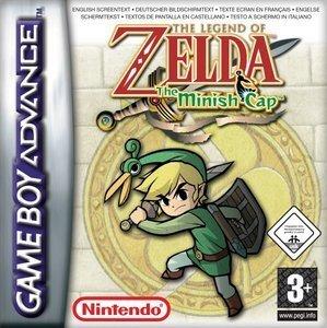 The Legend of Zelda - The Minish Cap (GBA)