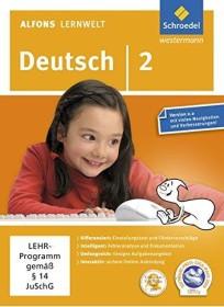 Schroedel Verlag Alfons Lernwelt - German 2 (German) (PC)