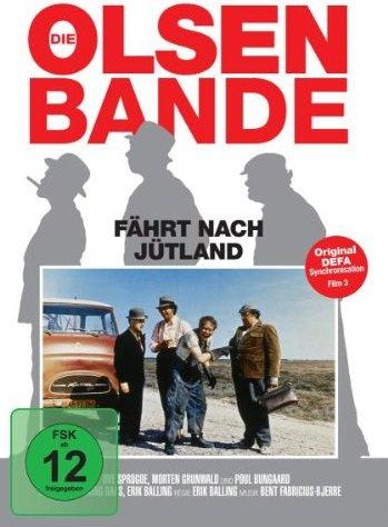 Die Olsenbande fährt nach Jütland -- via Amazon Partnerprogramm
