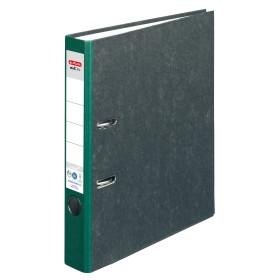 Herlitz maX.file nature file A4, 5cm, green (5141502)