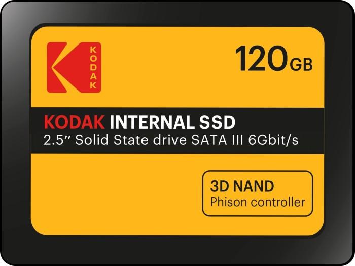 Kodak Internal SSD X150 120GB, SATA (EKSSD120GX150K)