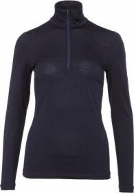 Icebreaker Merino 200 Oasis Half Zip Shirt langarm midnight navy (Damen) (104380-423)
