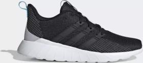 adidas Questar Flow core black/bright cyan (Damen) (EG3640)