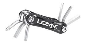 Lezyne RAP 6 mini tool black