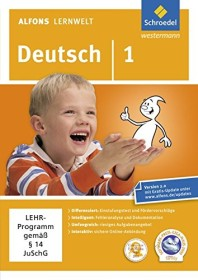 Schroedel Verlag Alfons Lernwelt - German 1 (German) (PC)