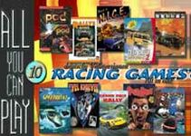 All you can play - Racing-Pack (niemiecki) (PC)