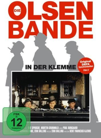Die Olsenbande in der Klemme -- via Amazon Partnerprogramm