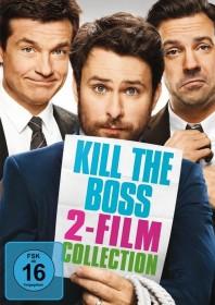 Kill the Boss & Kill the Boss 2 (DVD)