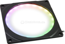 Phanteks Halos digital RGB LED 140mm frame, black (PH-FF140DRGBP_BK01)