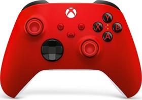 Microsoft Xbox Series X Wireless Controller pulse red (Xbox SX/Xbox One/PC) (QAU-00012)