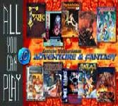 All you can play - Adventure/Fantasy-Pack (niemiecki) (PC)
