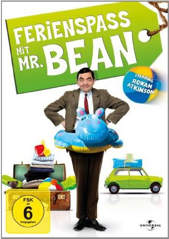 Mr. Bean Vol. 1 (Folgen 1-4) -- via Amazon Partnerprogramm