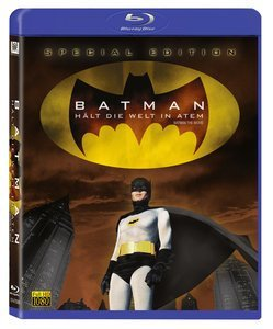 Batman The Movie (Blu-ray) (UK)