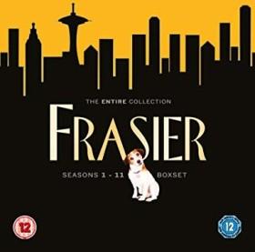 Frasier Box (Season 1-11) (DVD) (UK)
