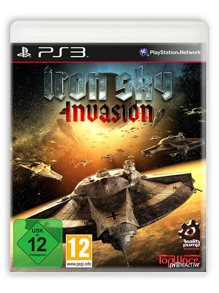 Iron Sky: Invasion (polnisch) (PS3)