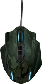 Trust Gaming GXT 155 Gaming Mouse grün camouflage, USB (20853)
