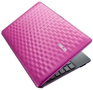 ASUS Eee PC 1008P-PCH003S pink (90OA1PD32111A81E205Q)