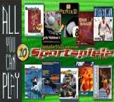 All you can play - Sport-Pack (niemiecki) (PC)
