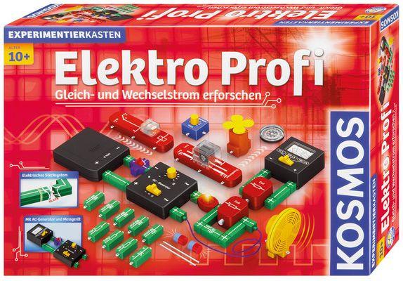 Kosmos Elektro Profi 62081 Heise Online Preisvergleich