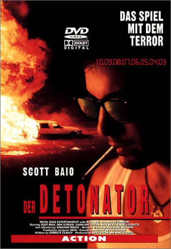 Der Detonator - Das Spiel mit dem Terror -- via Amazon Partnerprogramm