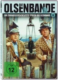 Der voraussichtlich letzte Streich der Olsenbande (DVD)