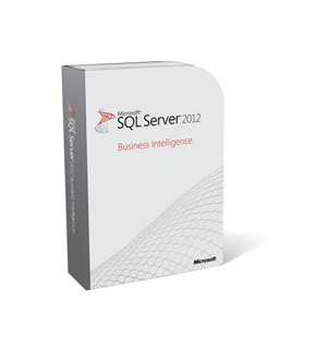 Microsoft: SQL Server 2012 Business Intelligence, inkl. 25 CAL (deutsch) (PC) (D2M-00050)