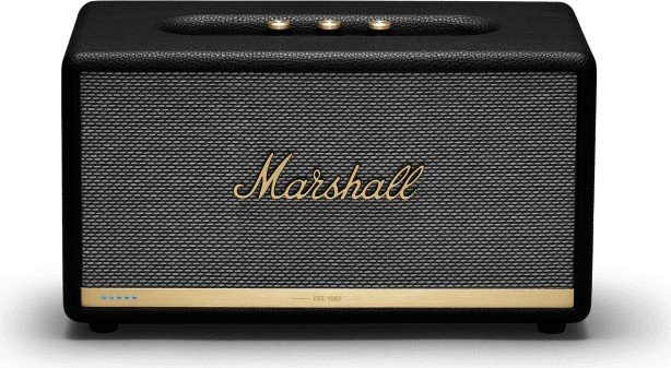 Marshall Stanmore II Voice with Google Assistant schwarz