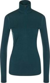 Icebreaker Merino 200 Oasis Half Zip Shirt langarm nightfall (Damen) (104380-426)