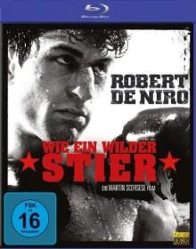 Wie ein wilder Stier (Blu-ray)
