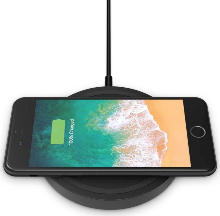 Belkin BoostUp Wireless Charging Pad 5W schwarz (F7U067ttBLK)
