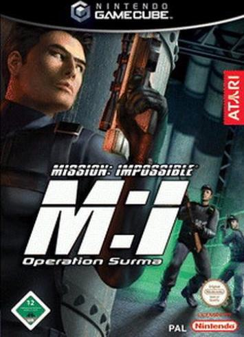 Mission Impossible: Operation Surma (deutsch) (GC) -- via Amazon Partnerprogramm