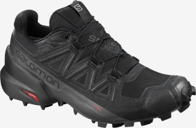 Salomon Speedcross 5 GTX black/black/phantom (Damen) (407954)